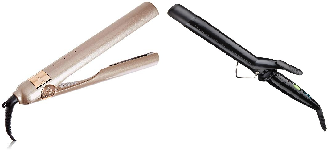 Ceramic Vs Titanium curling iron - which one is better?