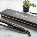 FoxyBae ROSE GOLD TRÉS SLEEK Titanium Flat Iron